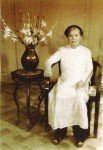 <b>Li Thi Sao (1880-1950)</b> <br /> Compagne de François JB Odon fils au Tonkin
